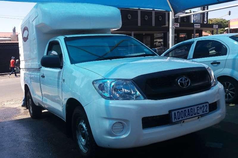 Toyota Hilux 2.5D 4D S 2011