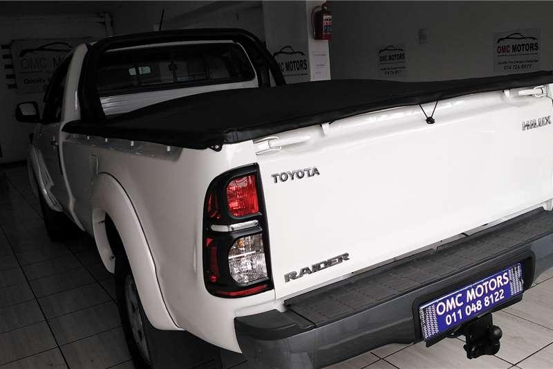 2012 Toyota Hilux Hilux 2.5D-4D S