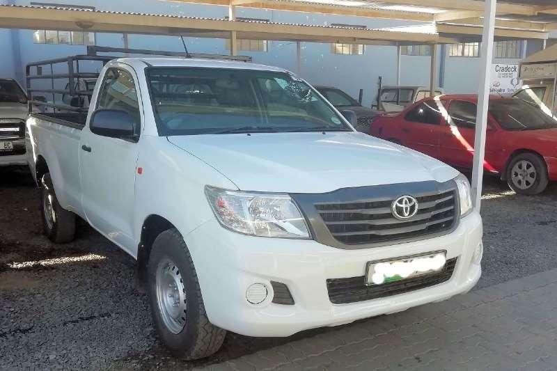 Toyota Hilux 2.5D 4D S 2013