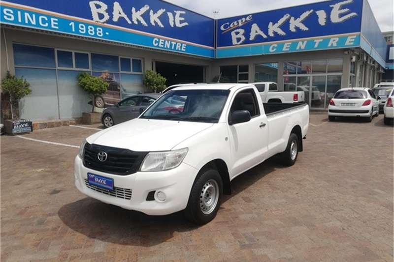 Toyota Hilux 2.5D 4D S 2014
