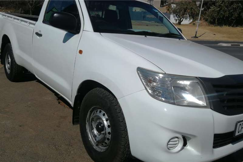 Used 2014 Toyota Hilux 2.5D 4D S