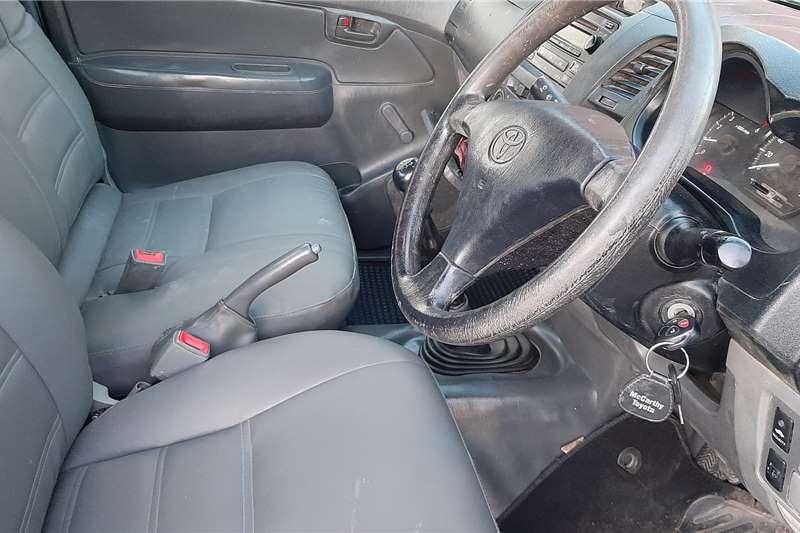 2014 Toyota Hilux Hilux 2.5D-4D S