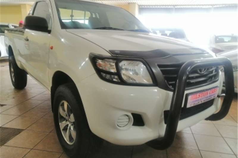 Used 2015 Toyota Hilux 2.5D 4D S
