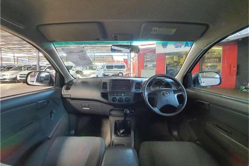 Toyota Hilux 2.5D 4D S 2016