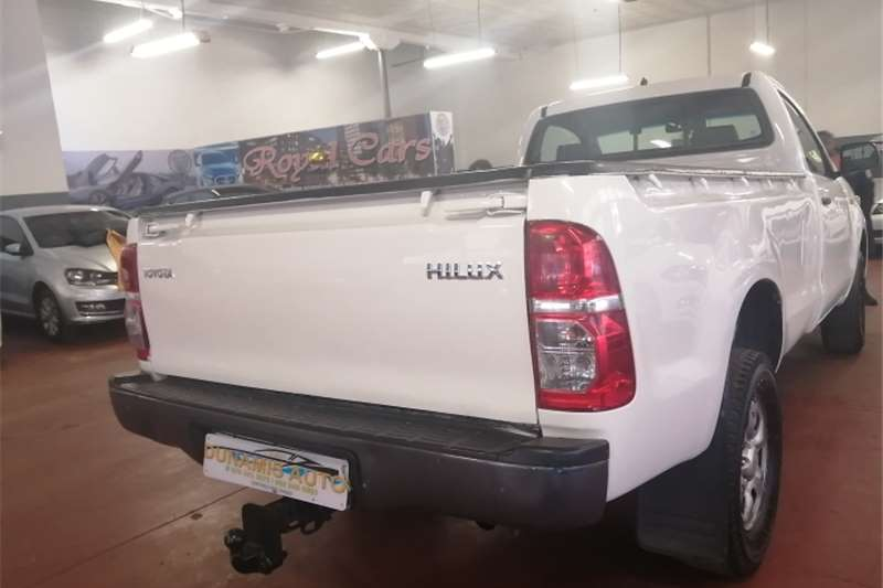 Used 2016 Toyota Hilux 2.5D 4D S