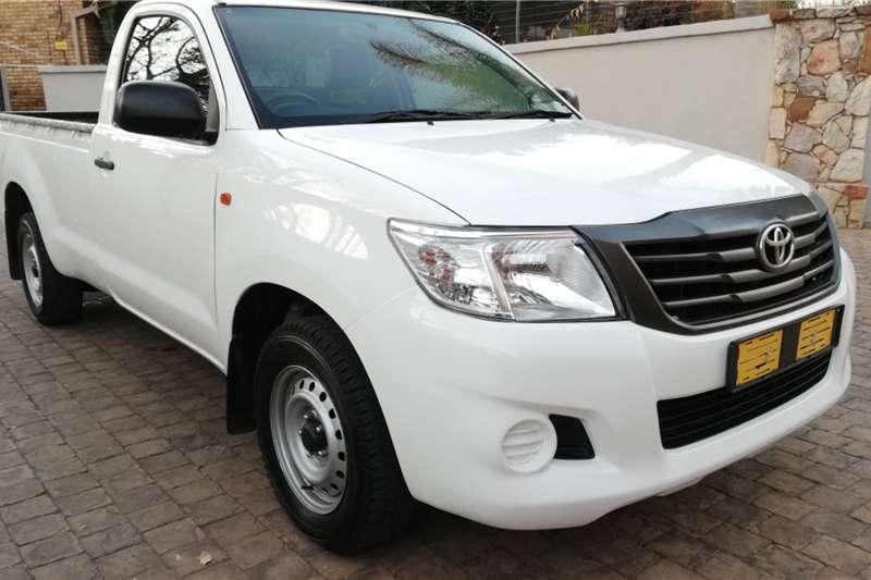 Toyota Hilux 2.5D 4D S/Cab LWB 2015