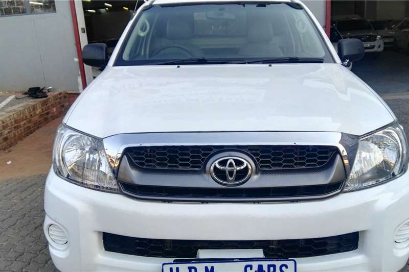 Toyota Hilux 2.5D 4D SRX 2005