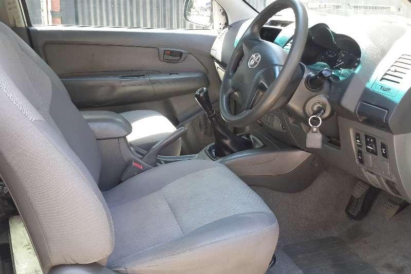 Used 2012 Toyota Hilux 2.5D 4D SRX