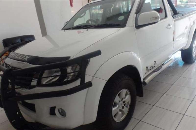 Toyota Hilux 2.5D 4D SRX 2012