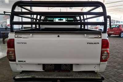 2012 Toyota Hilux Hilux 2.5D-4D SRX