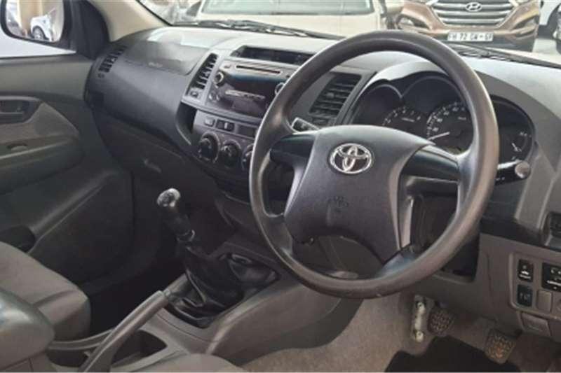 Toyota Hilux 2.5D 4D SRX 2015