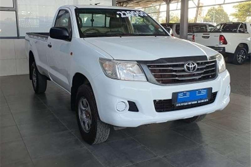 Used 2015 Toyota Hilux 2.5D 4D SRX