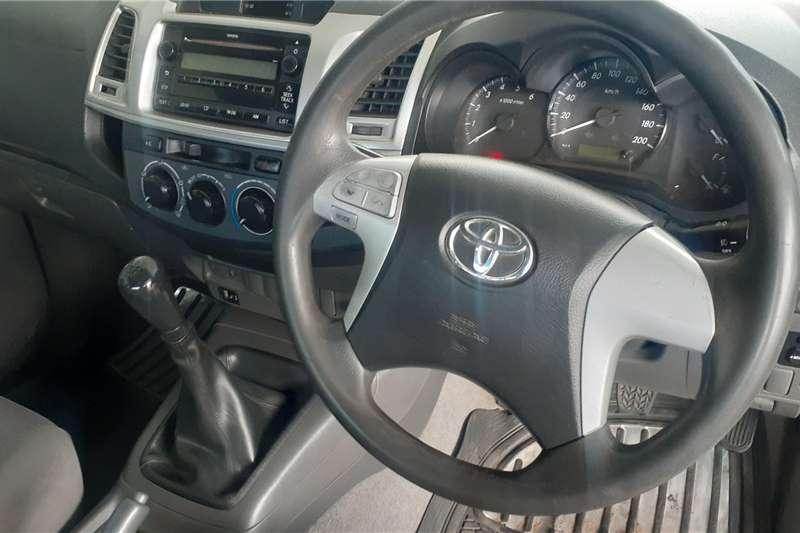 2013 Toyota Hilux Hilux 2.5D-4D Xtra cab SRX