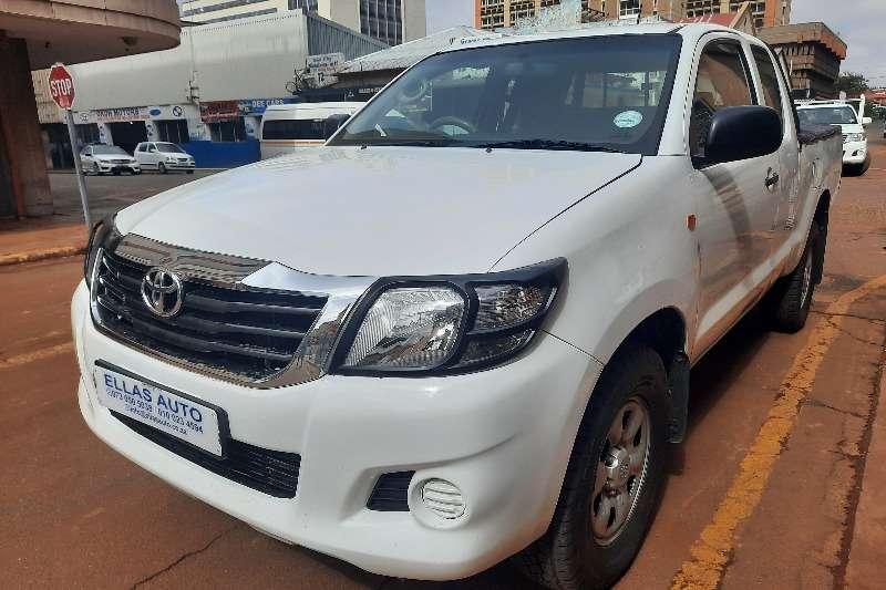 Used 2013 Toyota Hilux 2.5D 4D Xtra cab SRX