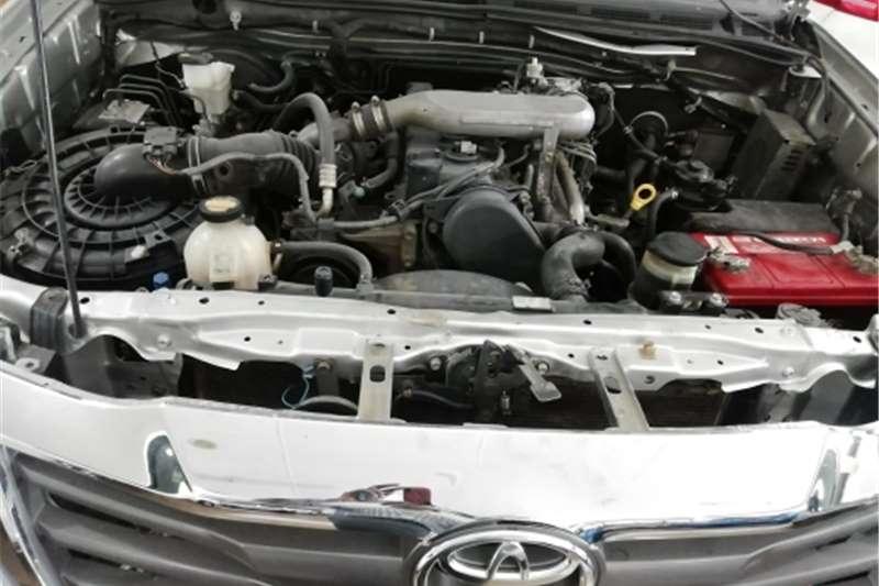 Toyota Hilux 2.5D 4D Xtra cab SRX 2014