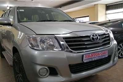 Used 2014 Toyota Hilux 2.5D 4D Xtra cab SRX