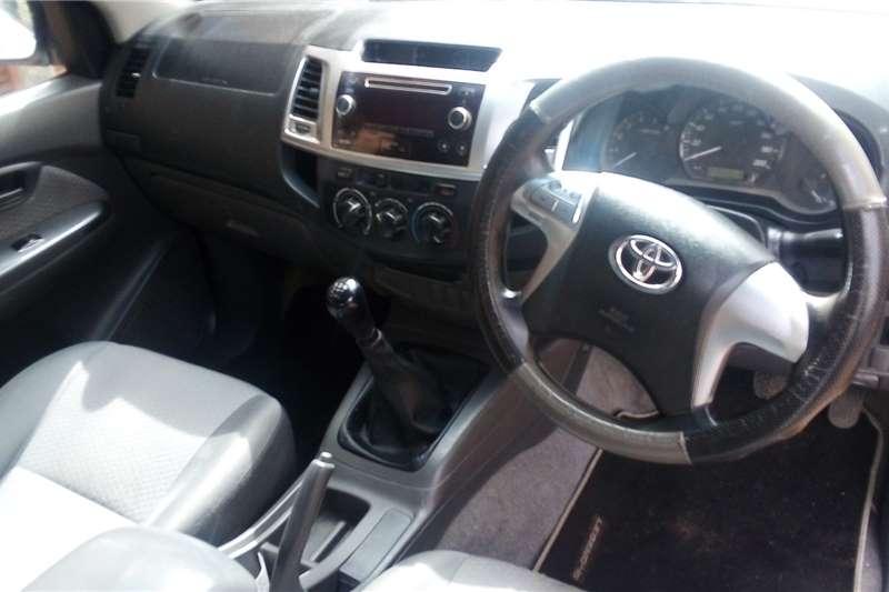 2015 Toyota Hilux Hilux 2.5D-4D Xtra cab SRX