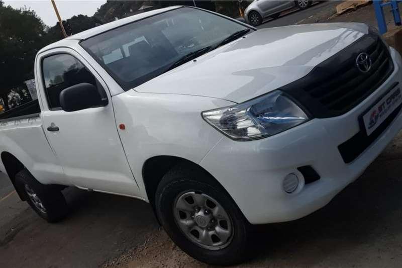 Toyota Hilux 2,5ltrs 2014