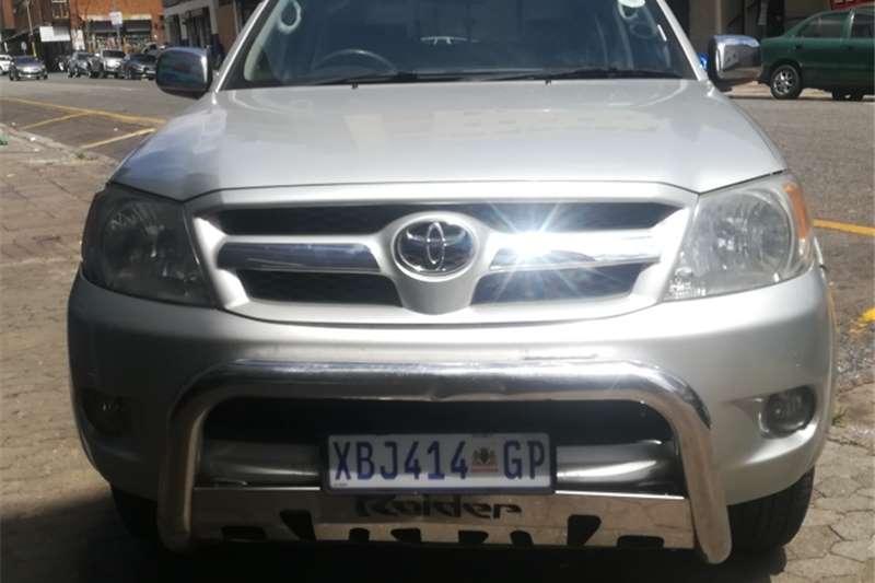 Toyota Hilux 2.7 4x4 SRX 2008