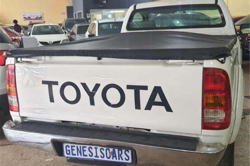 Used 2008 Toyota Hilux 2.7 4x4 SRX