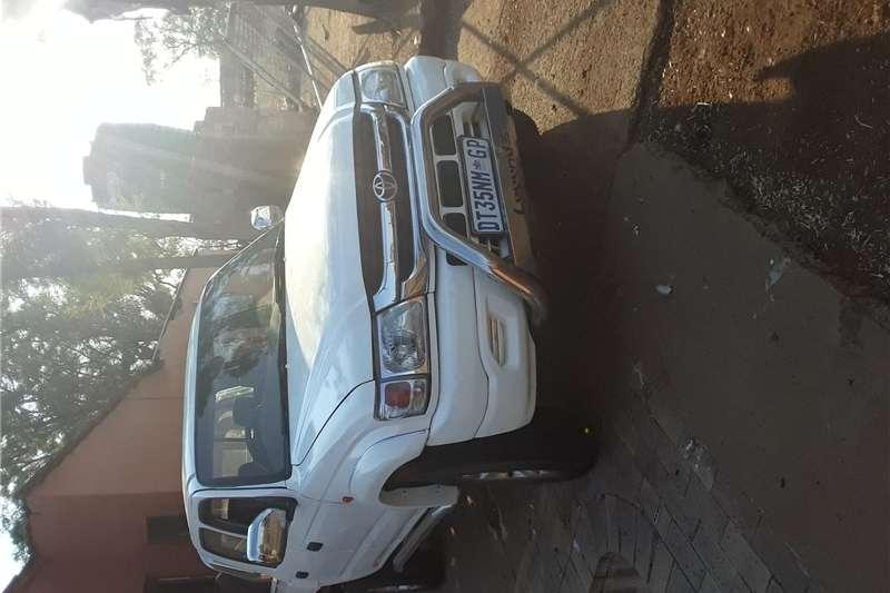 Toyota Hilux 2.7 double cab Raider 2004