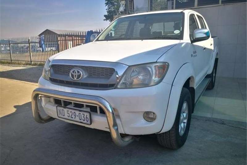 Toyota Hilux 2.7 Double Cab Raider 2006