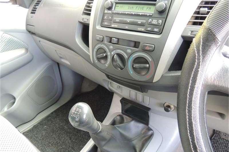 Toyota Hilux 2.7 double cab Raider 2007