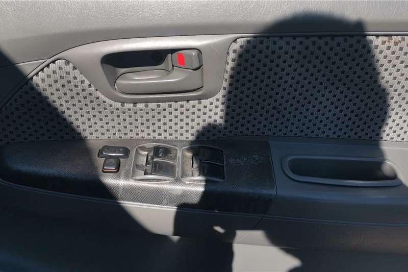 Used 2007 Toyota Hilux 2.7 double cab Raider