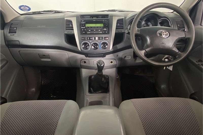 2007 Toyota Hilux Hilux 2.7 double cab Raider
