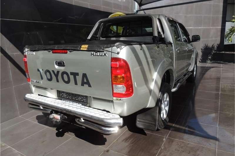 Toyota Hilux 2.7 double cab Raider 2008