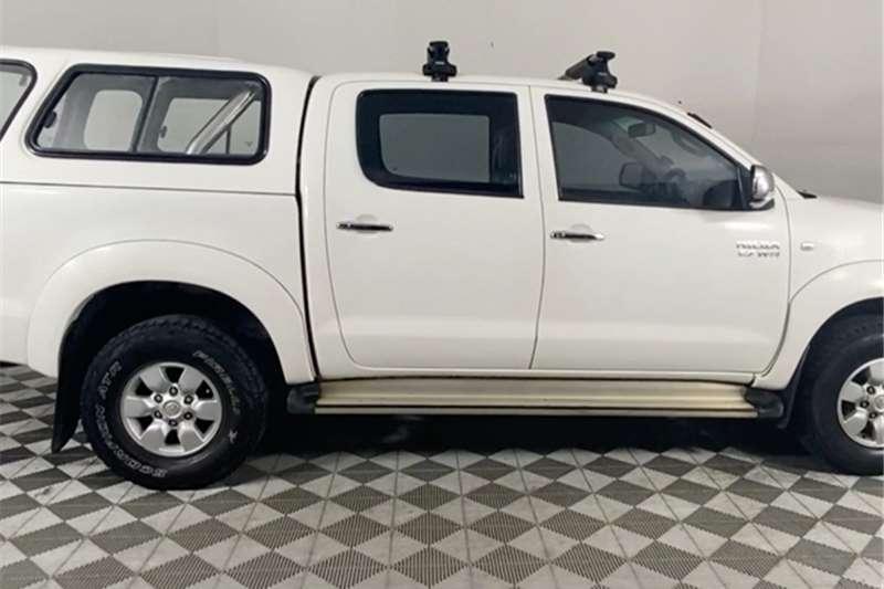 2008 Toyota Hilux Hilux 2.7 double cab Raider