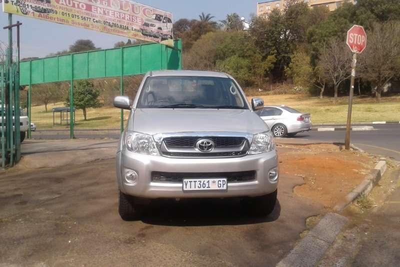 Toyota Hilux 2.7 double cab Raider 2009