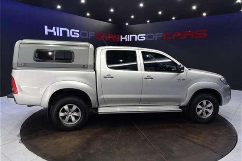 2009 Toyota Hilux Hilux 2.7 double cab Raider