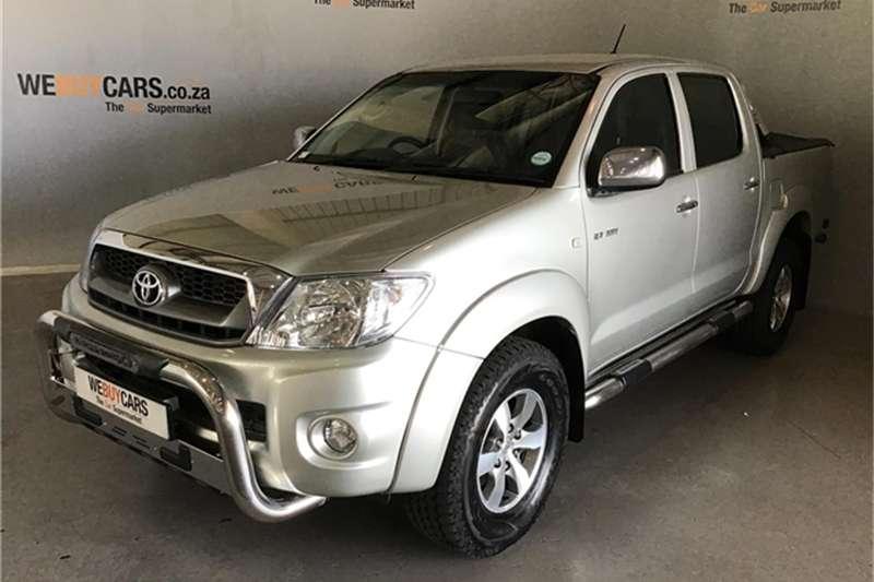 Toyota Hilux 2.7 double cab Raider 2010