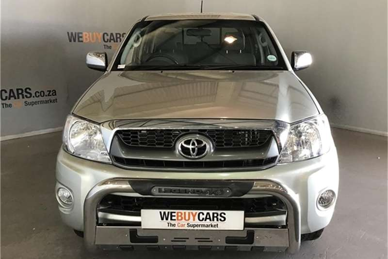 Toyota Hilux 2.7 double cab Raider 2010
