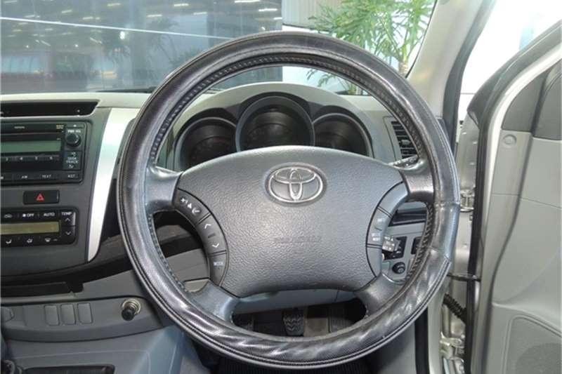 Used 2010 Toyota Hilux 2.7 double cab Raider