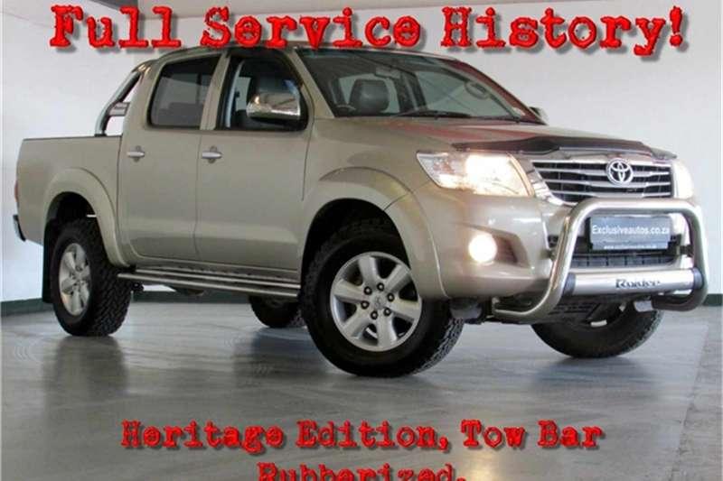 Toyota Hilux 2.7 double cab Raider 2011