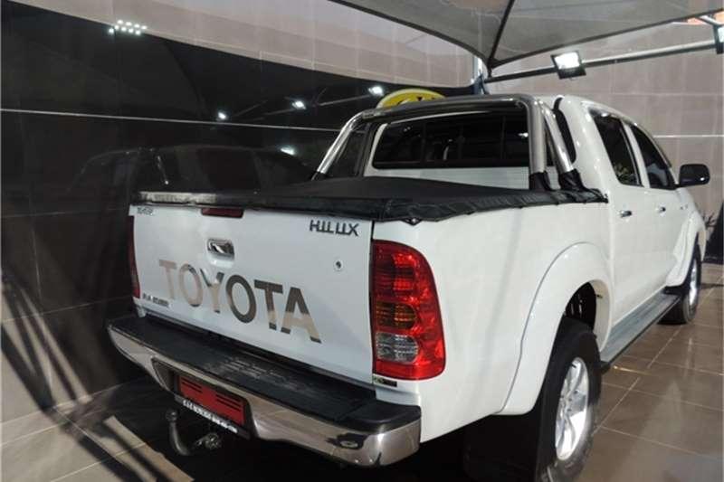 2011 Toyota Hilux Hilux 2.7 double cab Raider