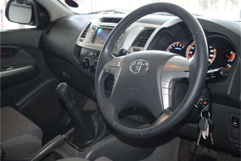 2012 Toyota Hilux Hilux 2.7 double cab Raider