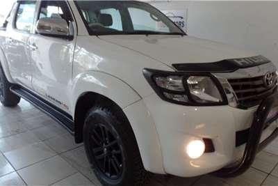 Used 2012 Toyota Hilux 2.7 double cab Raider