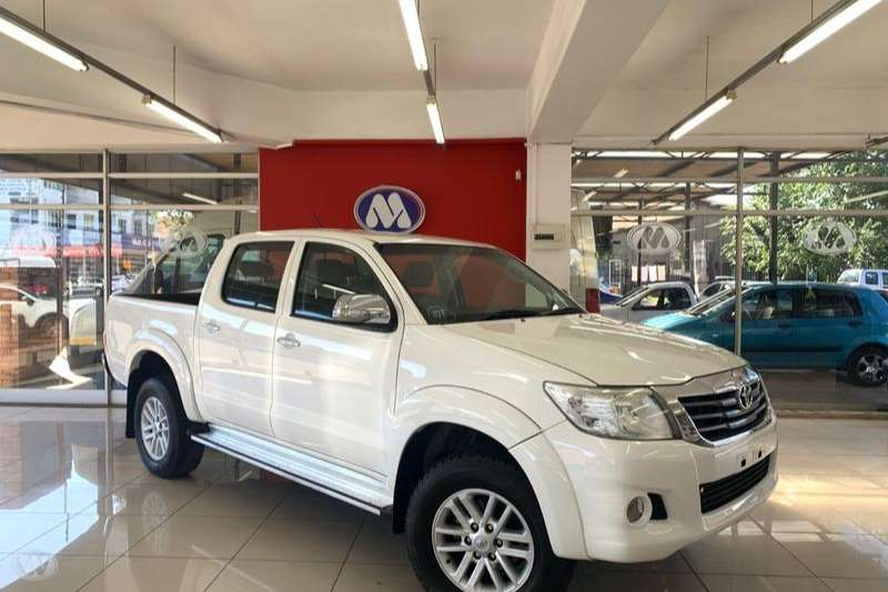 Cool Toyota Hilux Cars For Sale In Vereeniging Auto Mart Gmtry Best Dining Table And Chair Ideas Images Gmtryco