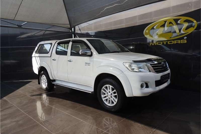 Toyota Hilux 2.7 double cab Raider 2013