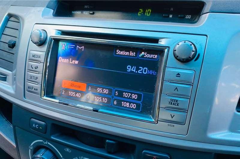 Used 2013 Toyota Hilux 2.7 double cab Raider