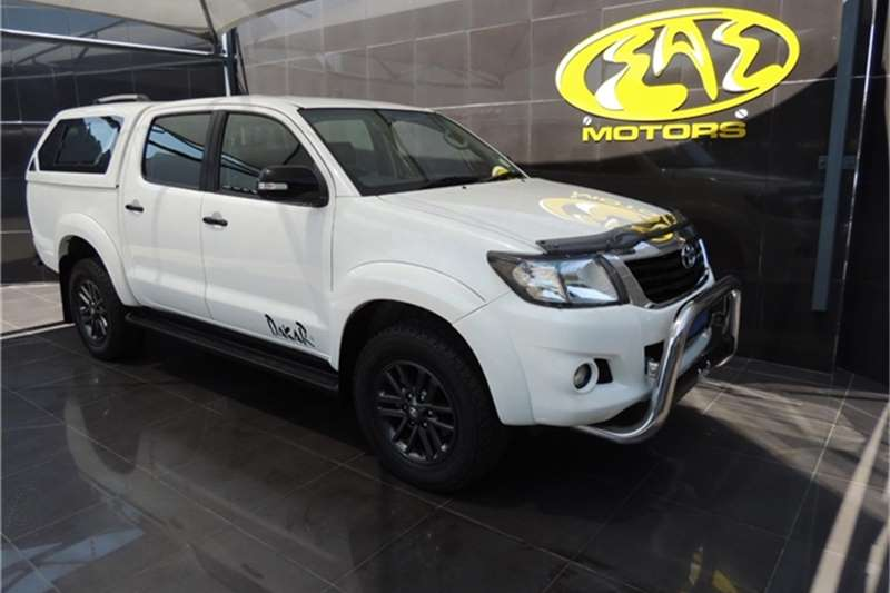 Toyota Hilux 2.7 double cab Raider 2015