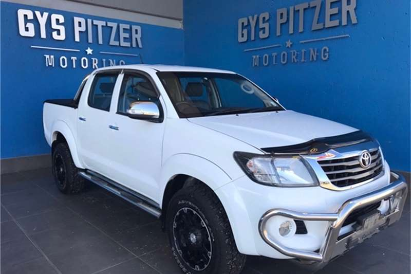 Toyota Hilux 2.7 double cab Raider Heritage Edition 2012