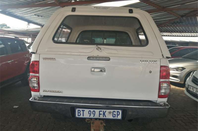 Used 2012 Toyota Hilux 2.7 double cab Raider Heritage Edition