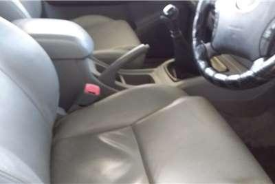 2010 Toyota Hilux Hilux 2.7 double cab Raider Legend 40