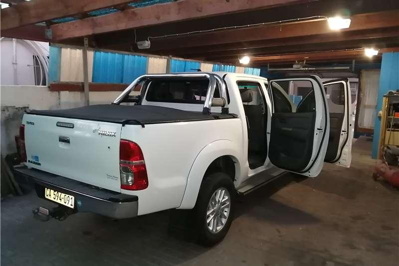 Toyota Hilux 2.7 double cab Raider Legend 40 2012