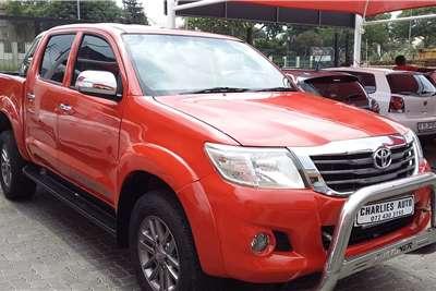 Used 2013 Toyota Hilux 2.7 double cab Raider Legend 45