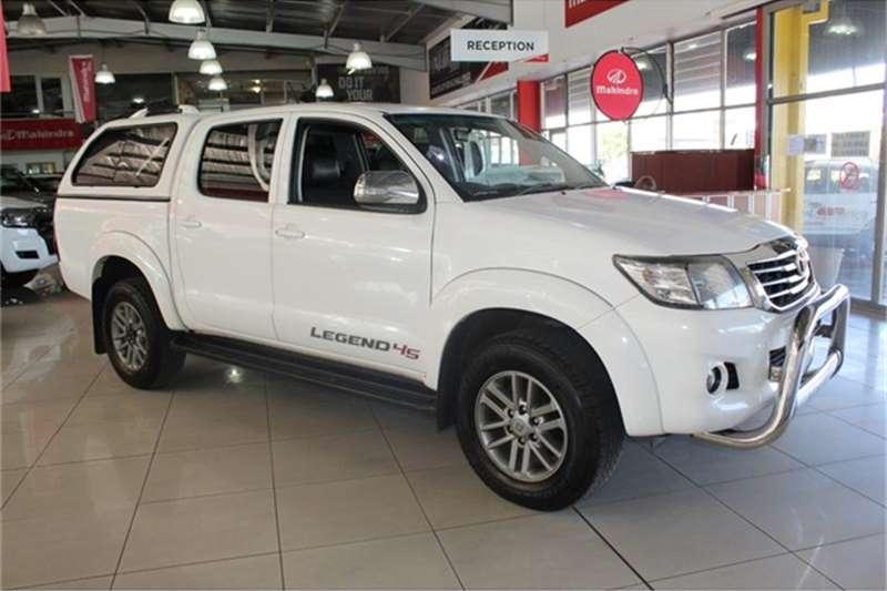 Toyota Hilux 2.7 double cab Raider Legend 45 2014
